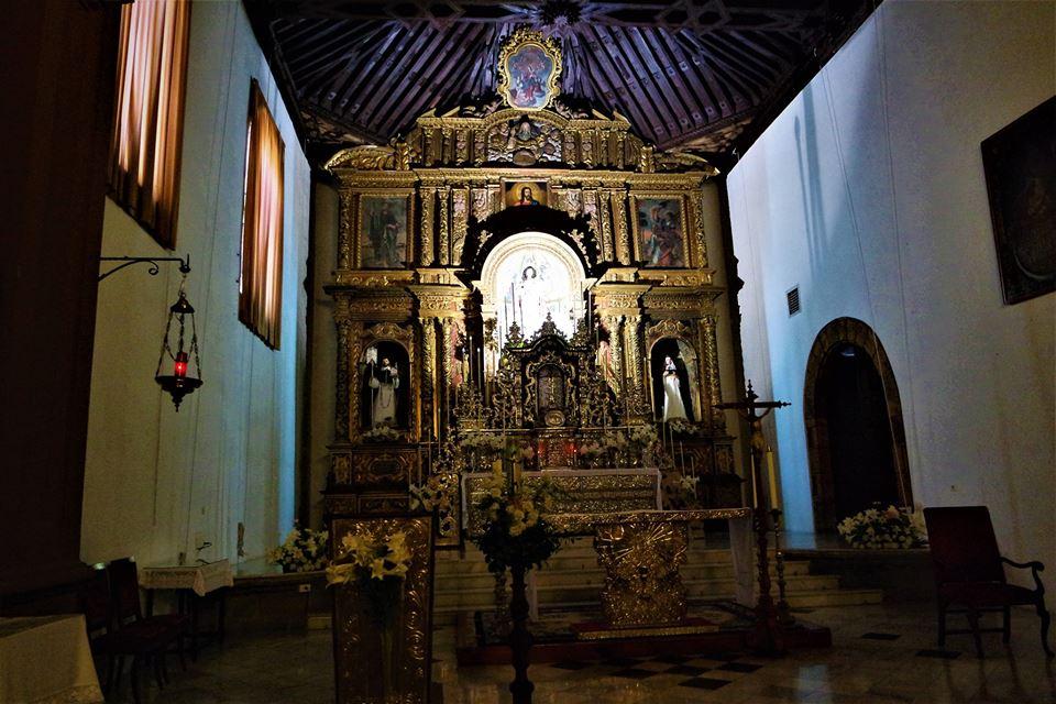 Convento de Santa Catalina de Siena, qué ver en La Laguna