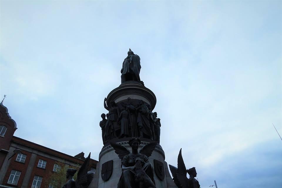 Estatua de O´Connell, Dublín