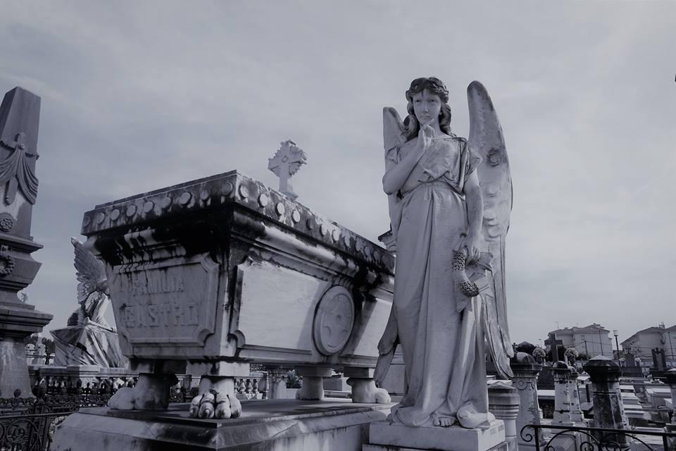 Familia Castro, cementerio de La Carriona, Avilés