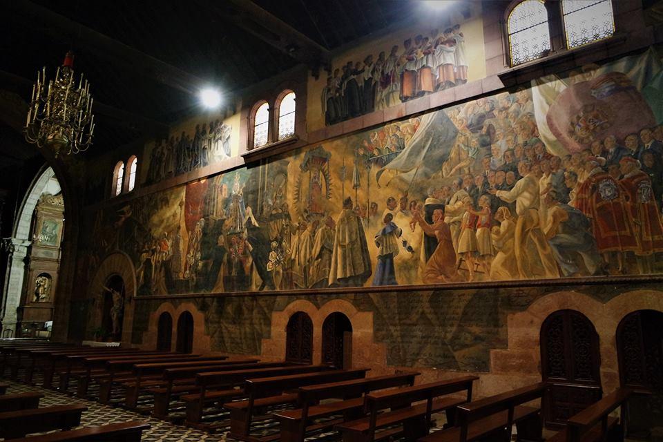 Murales de Cosio