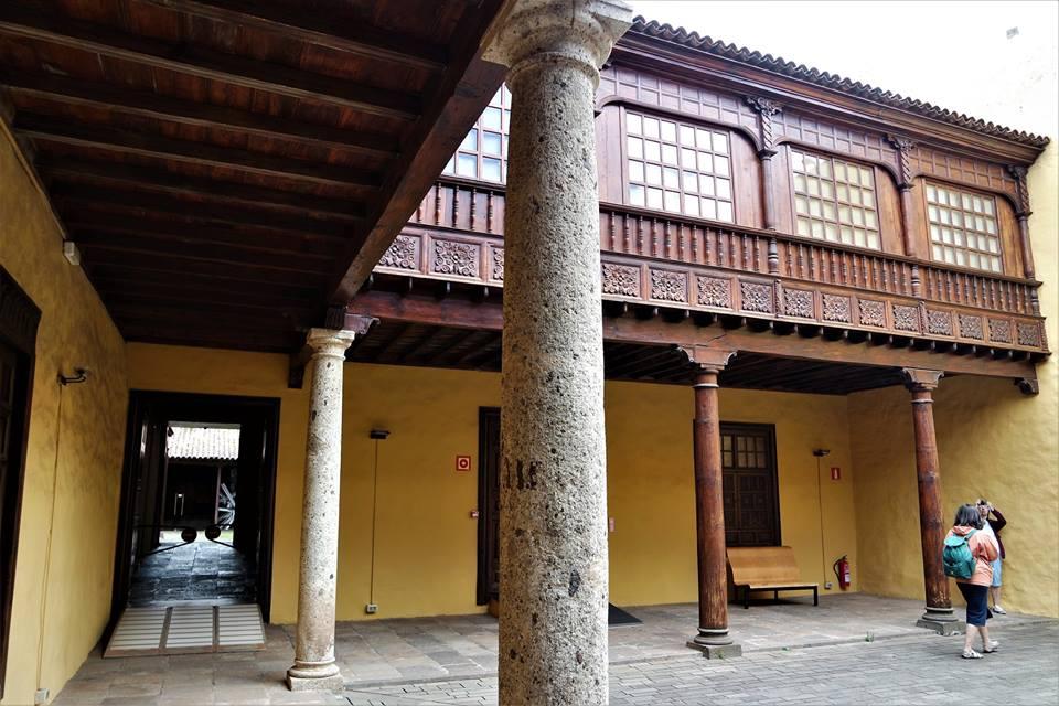 Palacio Lercaro, qué ver en La Laguna