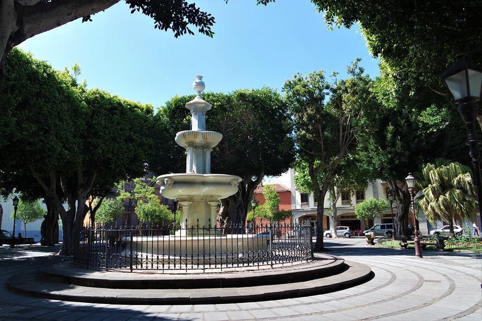 Plaza del Adelantado, La Laguna
