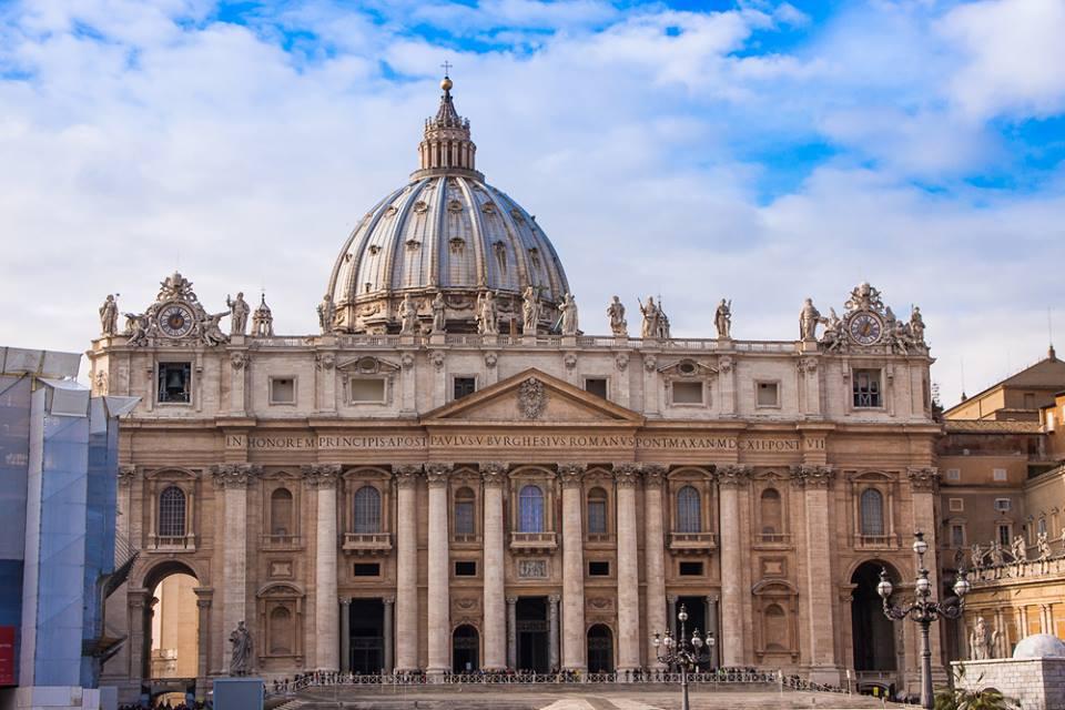 San Pedro, el Vaticano