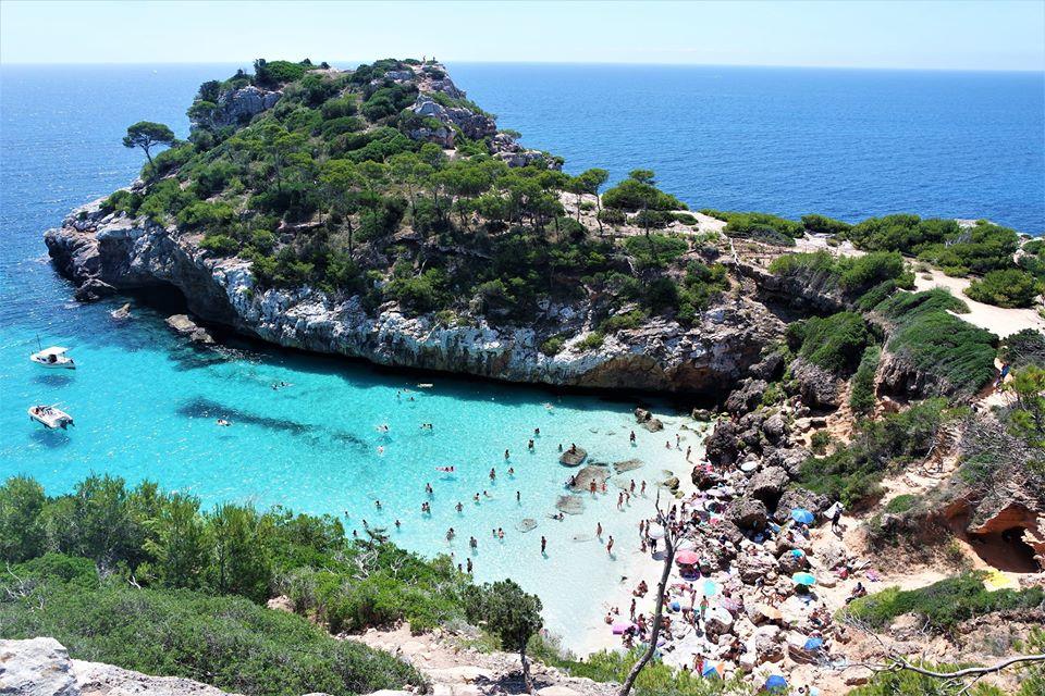 Caló des Moros, Mallorca
