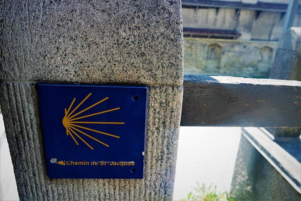 Camino de Santiago por Suiza, Lausanne