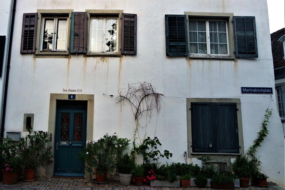 Casas de Basilea