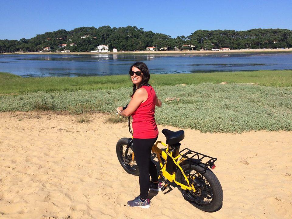 Ruta en bici por Hossegor
