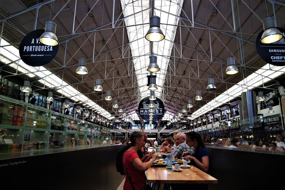 Mercado da Ribeira, qué hacer en Lisboa