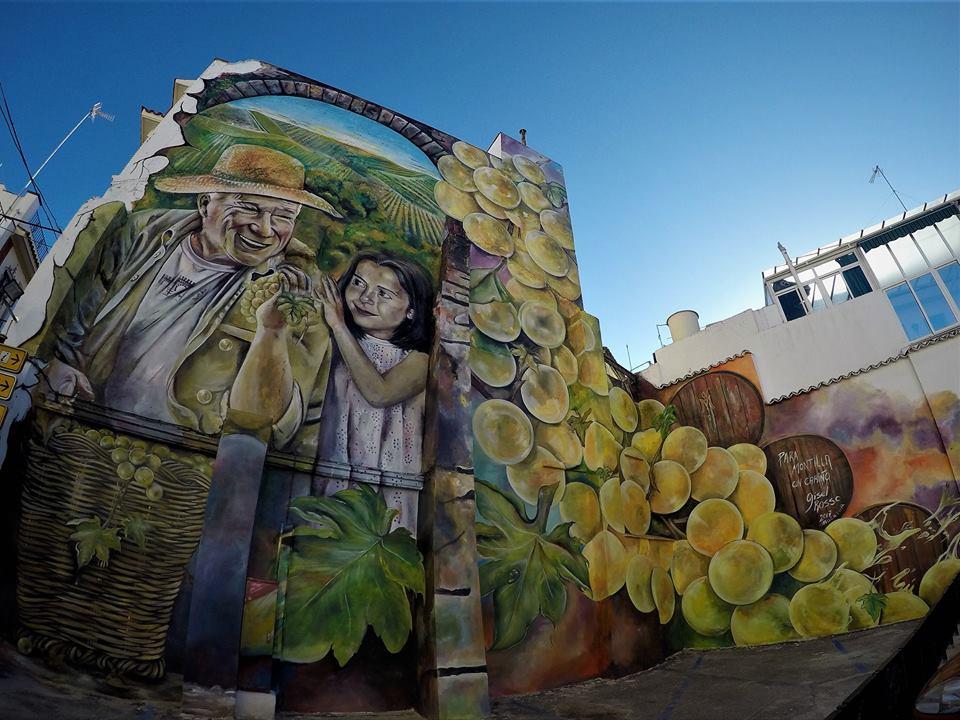 Murales de Montilla