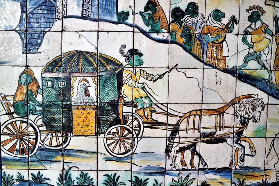 Museo del Azulejo de Lisboa
