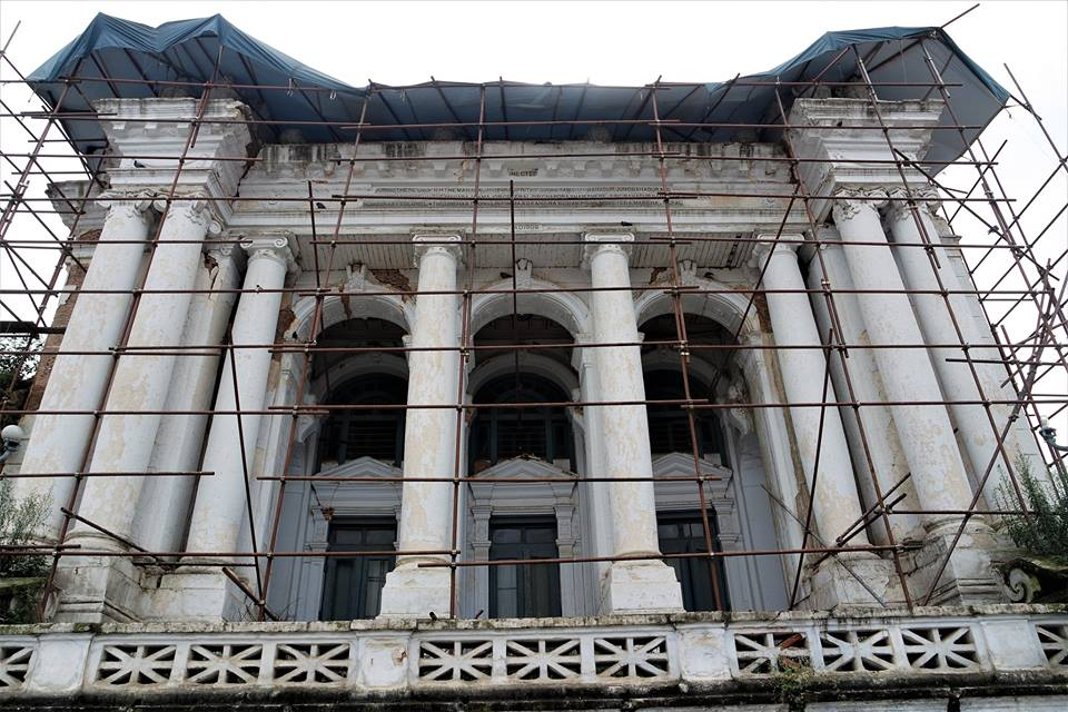 palacio real de Hanuman Dhoka
