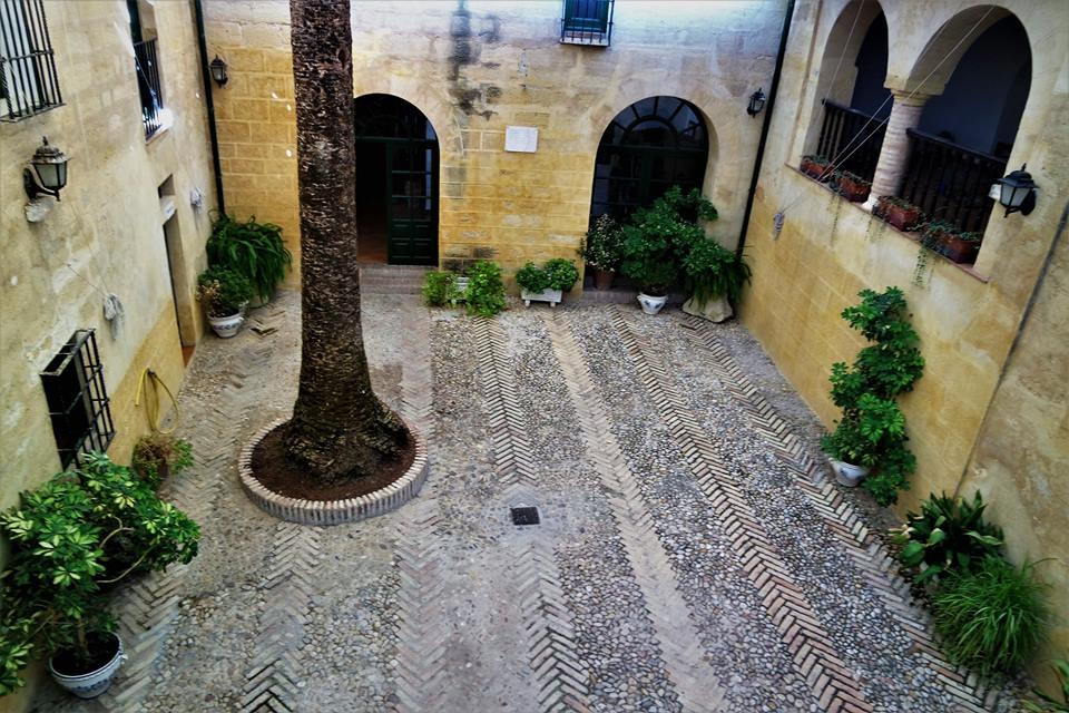 Patio de la casa del Inca Garcilaso, qué ver en Montilla