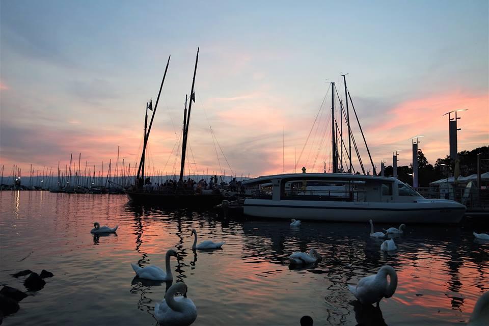 Qué ver en Lausanne, lago Lemán, Suiza