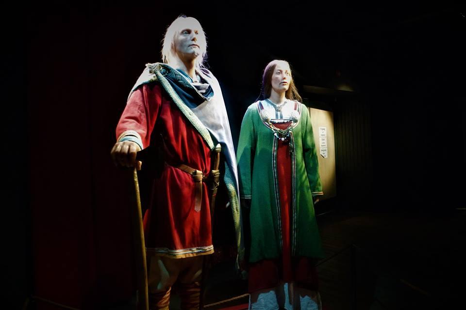 Vikingos, museo de Lofoten