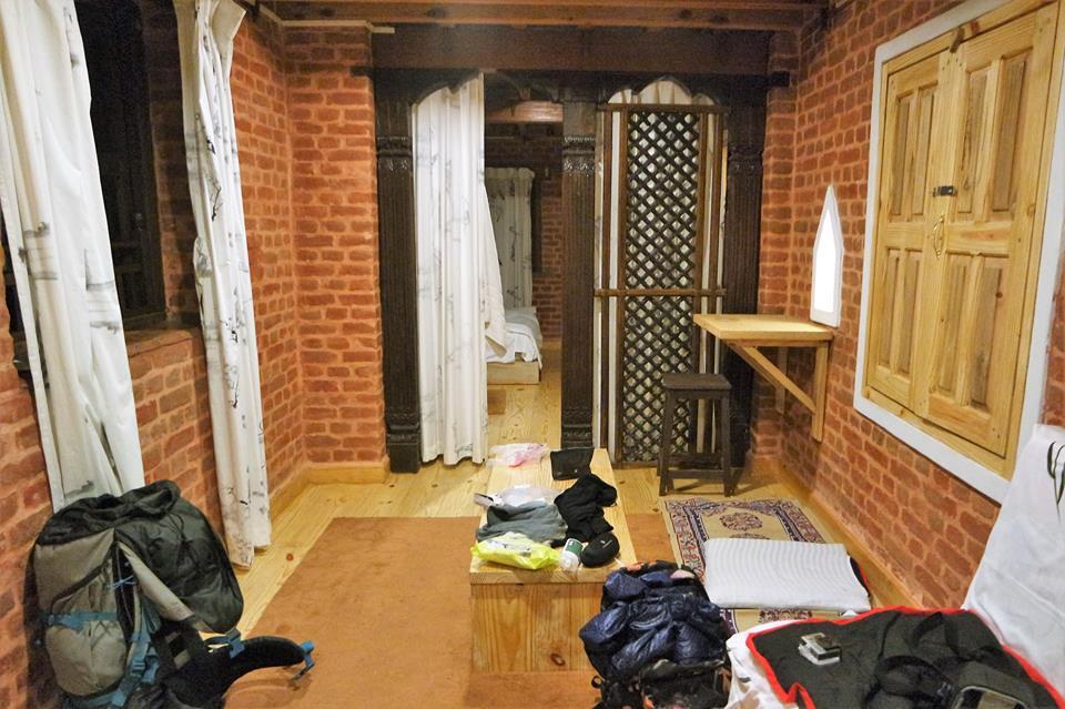 Alojamiento en Patan
