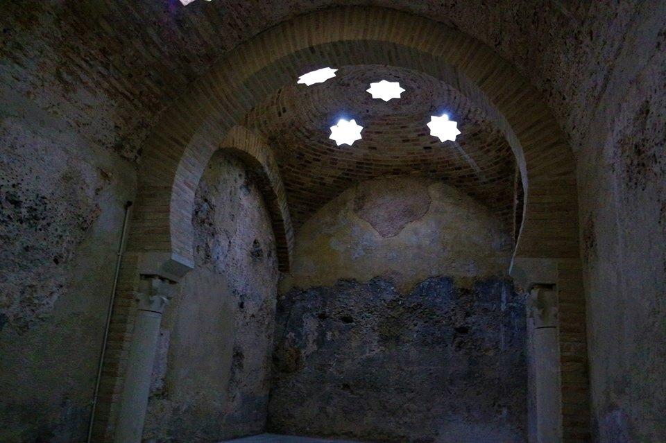 Baños árabes, qué ver en Jaén
