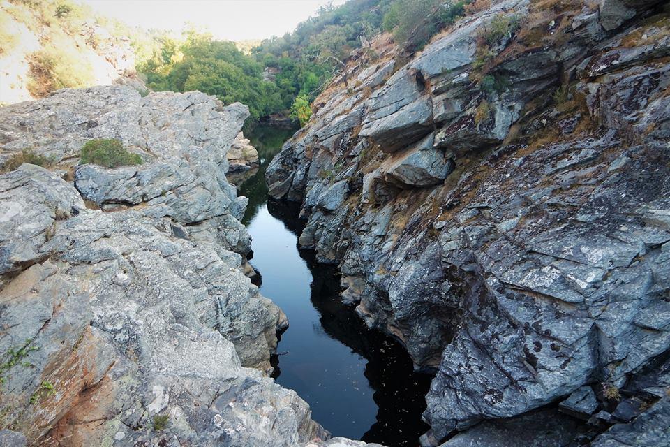 Cañón del río Mira, El Alentejo