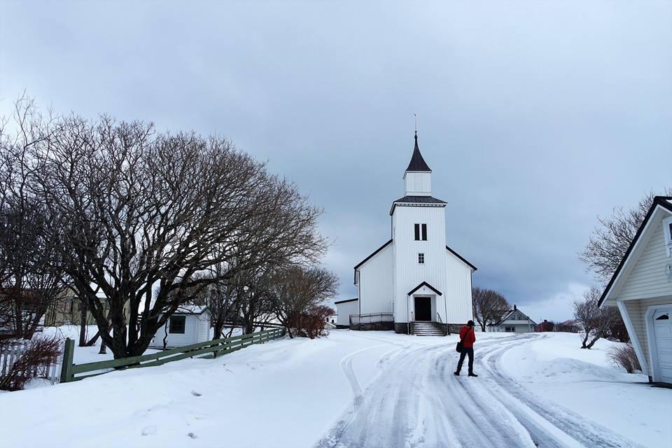 Iglesia de Andenes