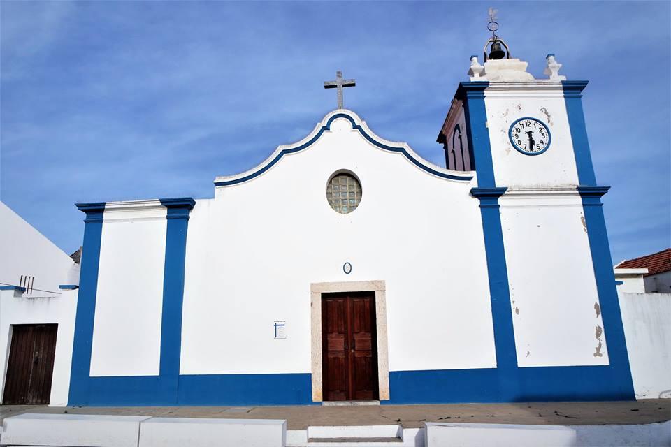 Iglesia de Vila Nova de Milfontes, El Alentejo