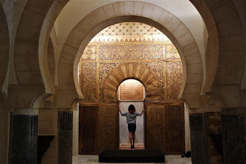 Mezquita, castillo de San Marcos