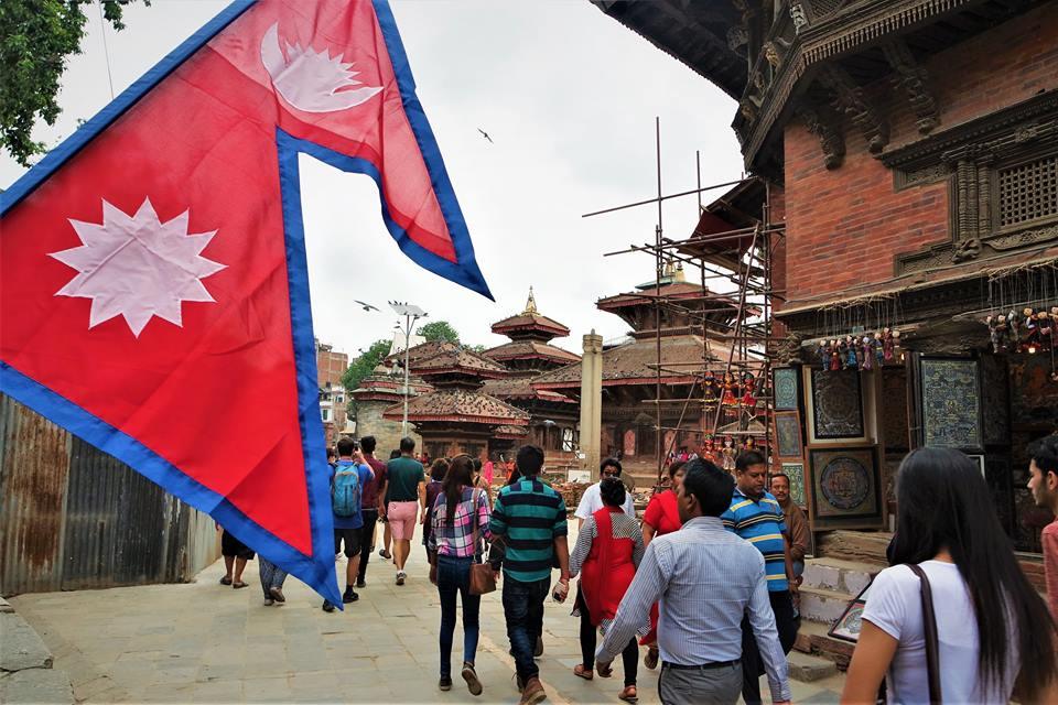 Plaza Durbar, Katmandú