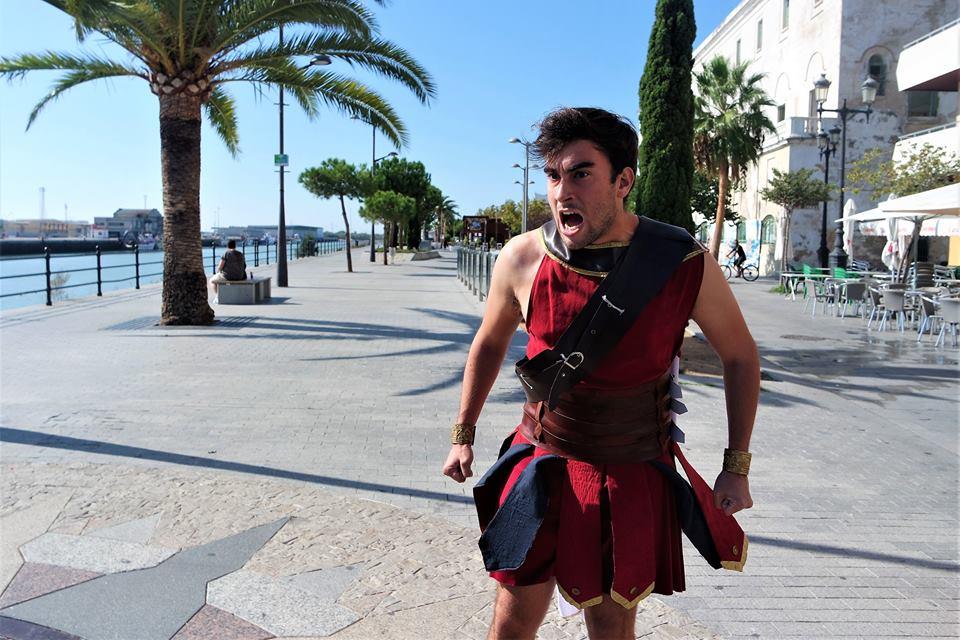 Romano, visita teatralizada en El Puerto