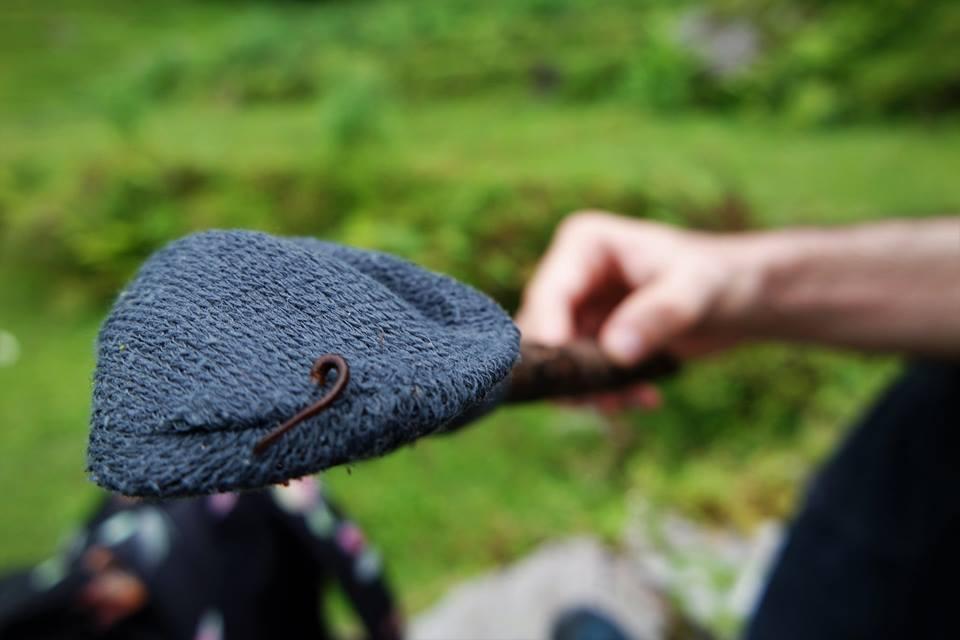 Sanguijuelas en el Trekking al Campo Base del Annapurna