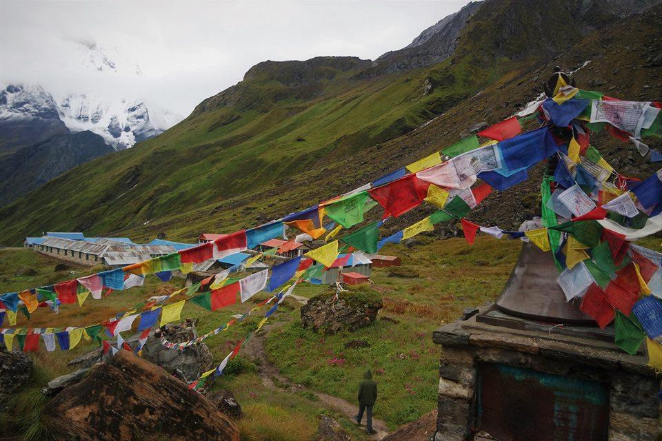 Trekking al Campo Base del Annapurna, Nepal