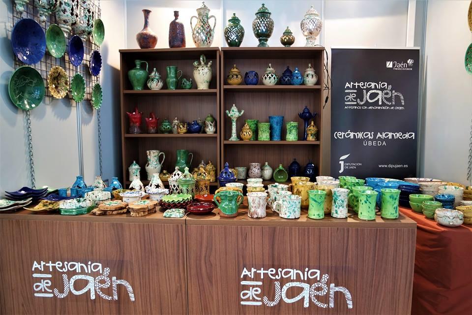 Artesanía de Jaén en Tierra Adentro