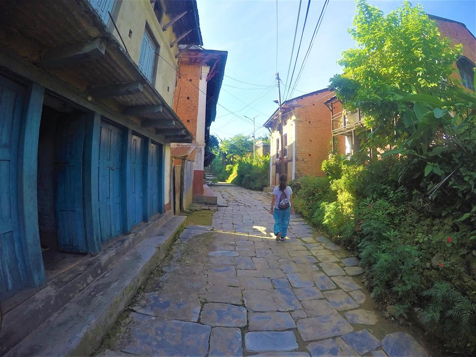 Calles de Bandipur