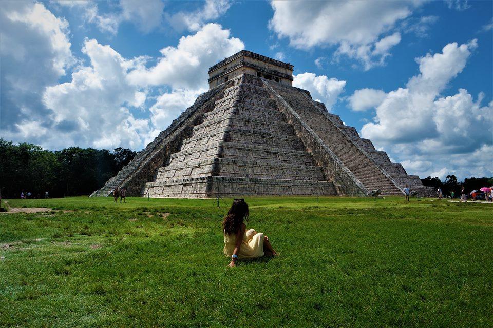 Chichén-Itzá, El Castillo