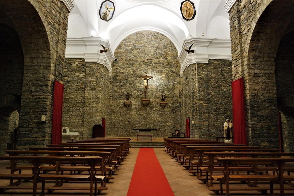 Ermita, Monasterio de Boltaña
