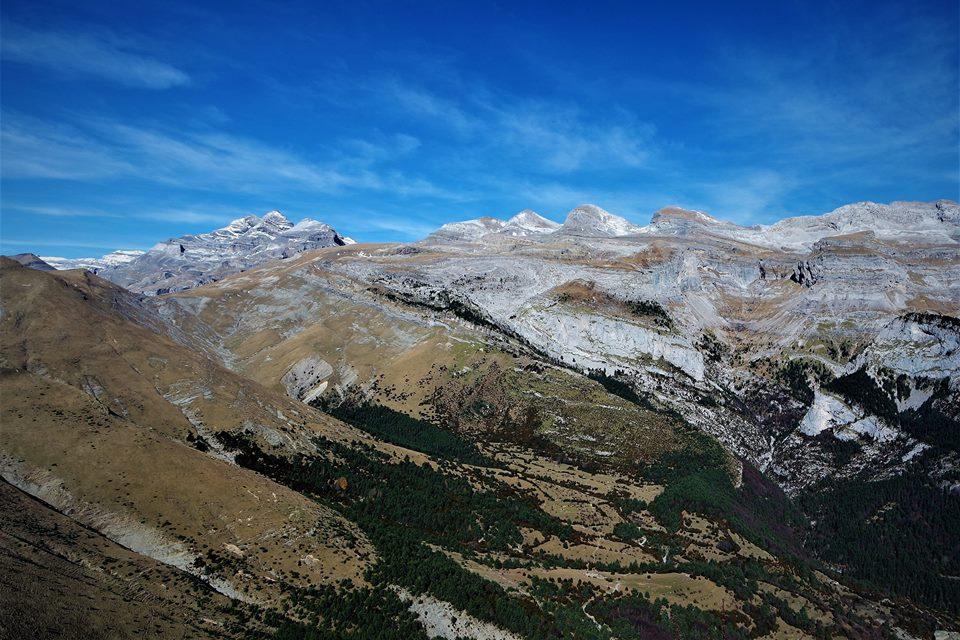 Monte Perdido, Aragón