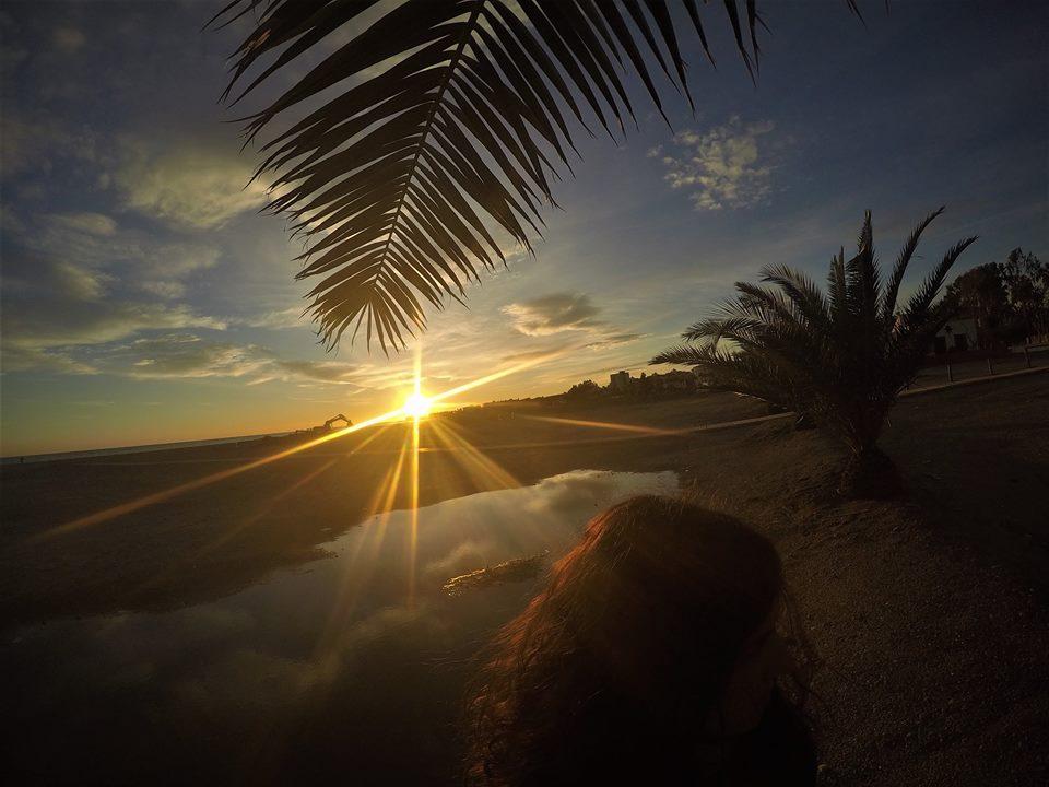 Motril, playa de Poniente