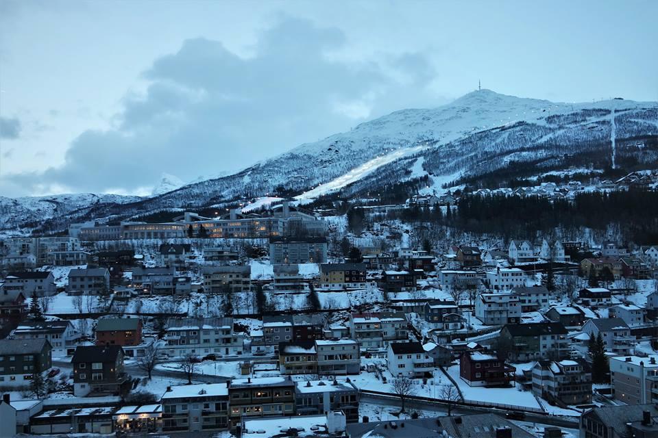 Pista de esquí de Narvik