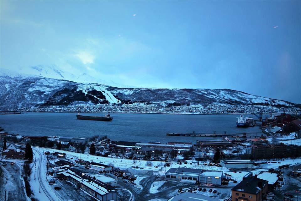 Puerto de Narvik