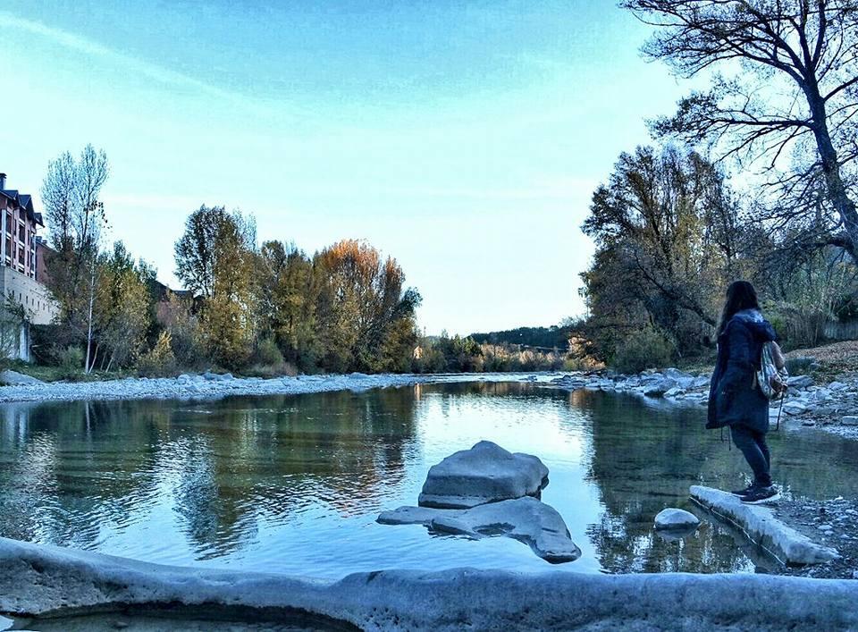 Río Ara, Boltaña