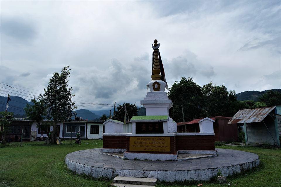 Barrio Tibetano de Pokhara