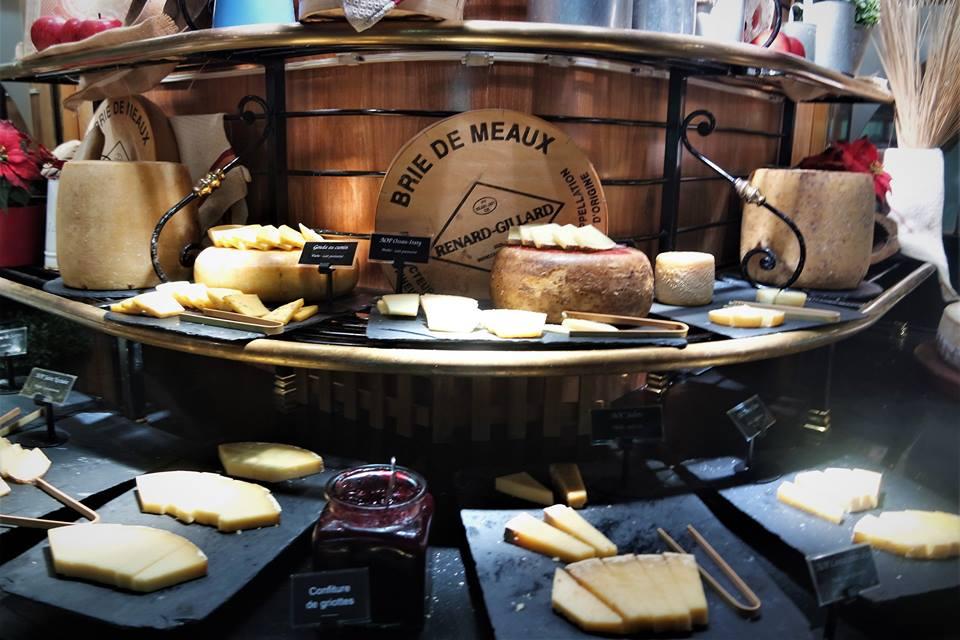 Buffets de quesos