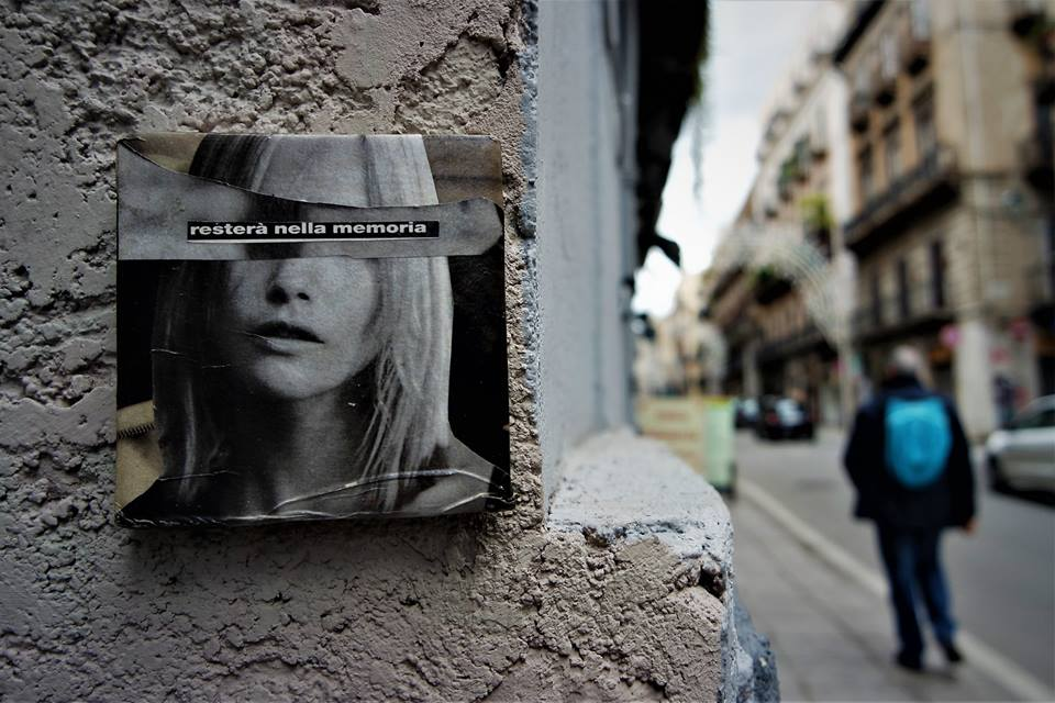 Graffitis de Palermo