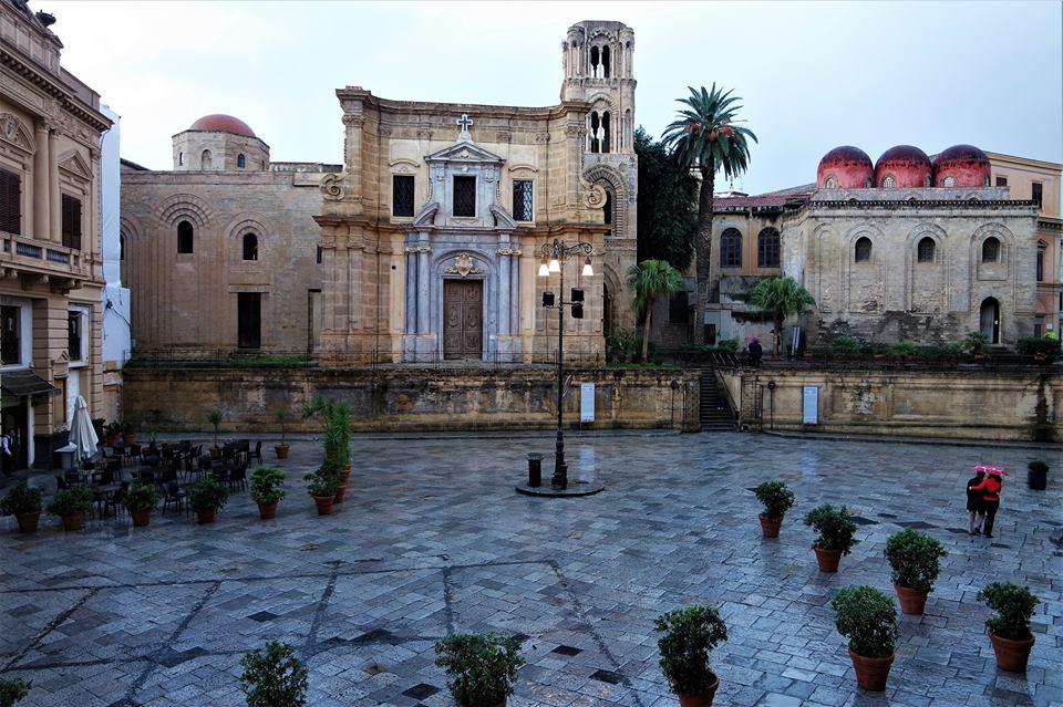 Iglesia La Martorana
