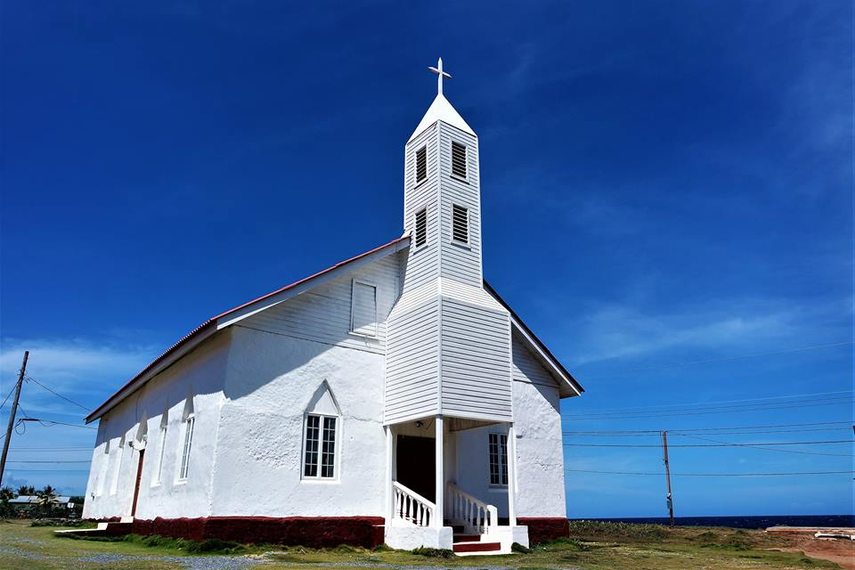 Iglesia de Roatán
