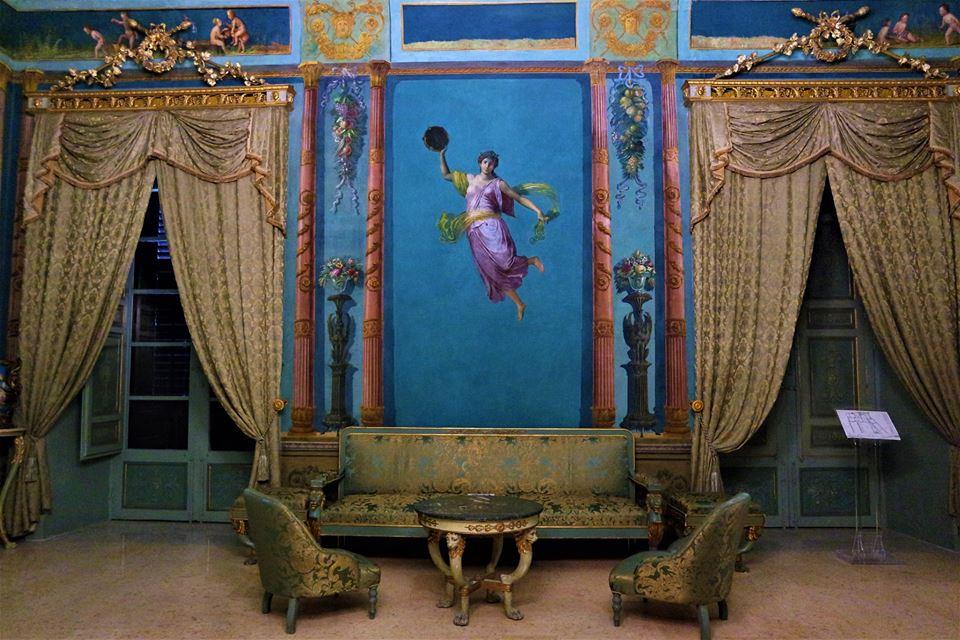 Salón, Palacio de los Normandos