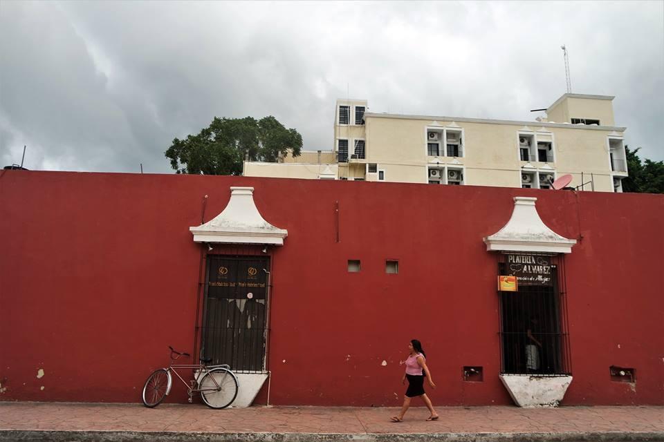 Calles de Valladolid, México