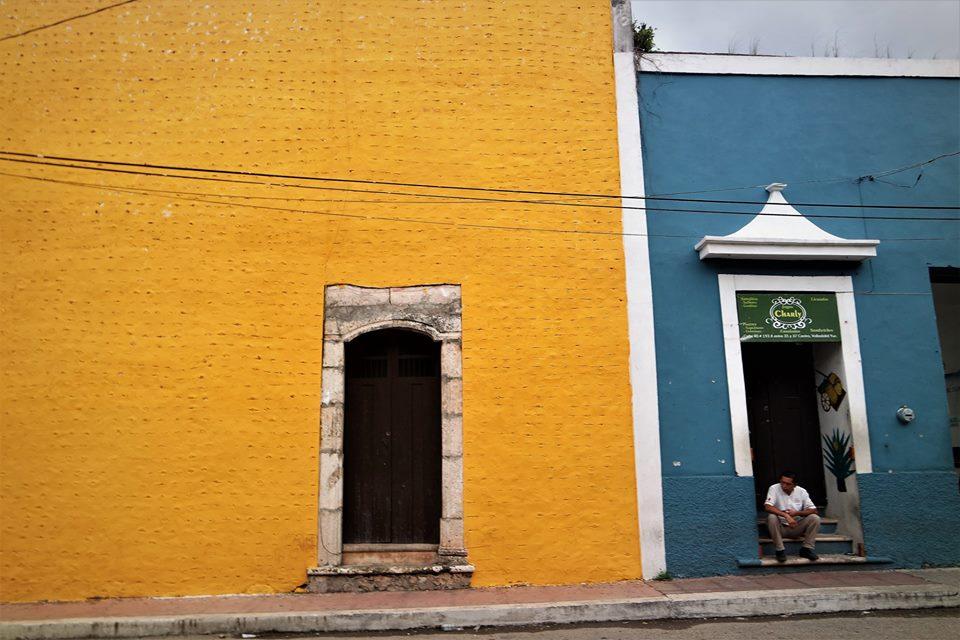 Casas de colores, qué ver en Valladolid