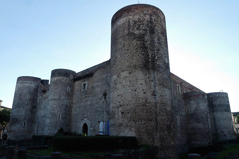Castillo Ursino, qué ver en Catania
