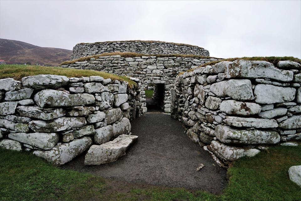Clickimin Broch, la costrucción más antigua de las Shetland
