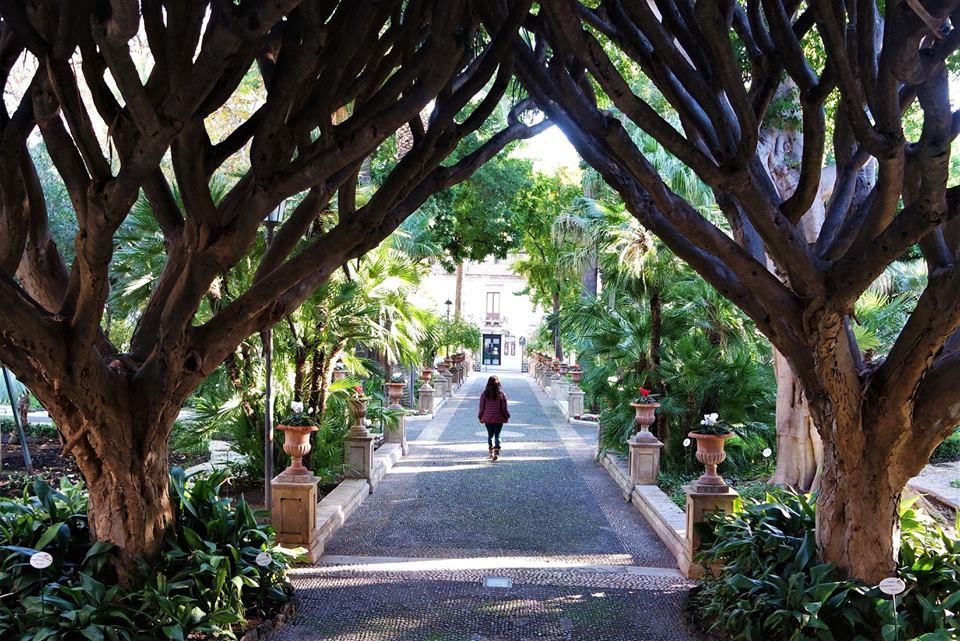 Jardín Botánico de Catania