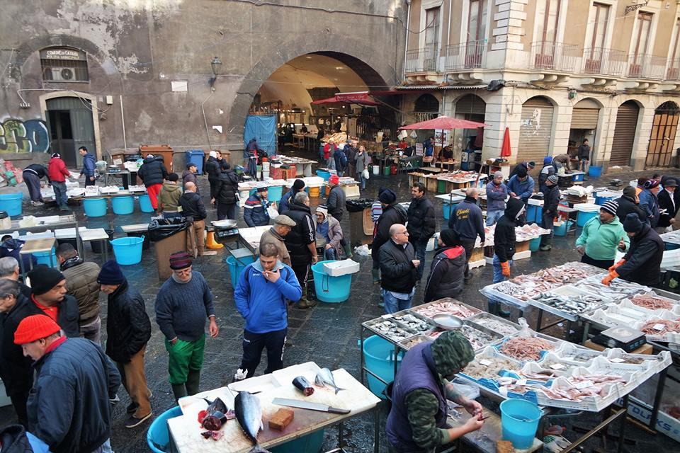La Pescheria, Catania