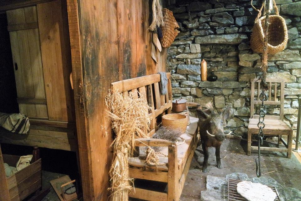 Museo de las Shetland